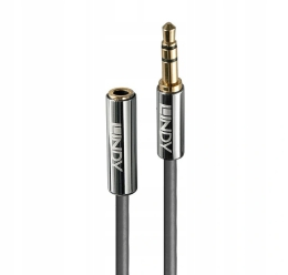 Lindy Cromo Line 3,5mm Extension Audio Cable