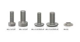 VIABLUE Mounting screws