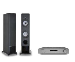Cambridge Audio AXA35 + Melodika BL30 mk3