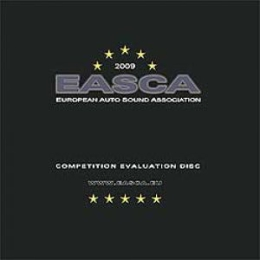 EASCA / Stockfisch - Competition Evaluation Disc płyta CD