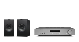 Cambridge Audio AXA35 + Kef Q150