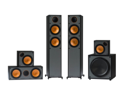 Monitor Audio Monitor 50/200/150/MRW10 Black