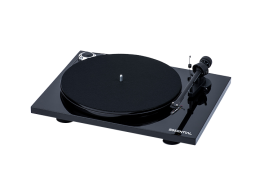 Pro-Ject Essential III High Gloss Black