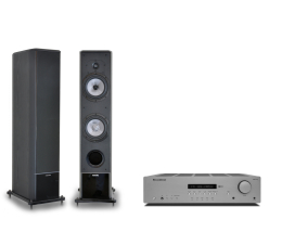 Cambridge Audio AXR100 + Melodika BL30 mk3